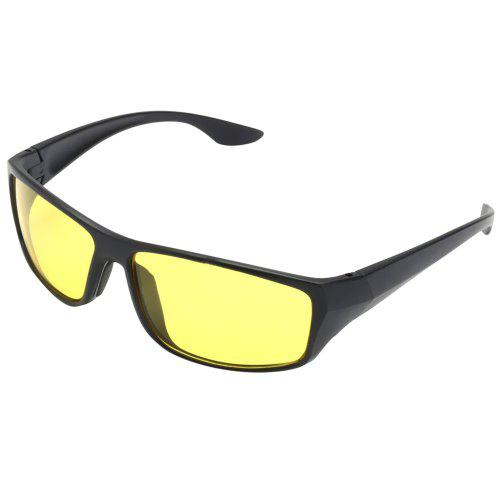 0ee05ae006e1d Unisex Driving Anti Glare Night Vision Driver Safety UV Protection Glasses  -  5.24 Free Shipping GearBest.com