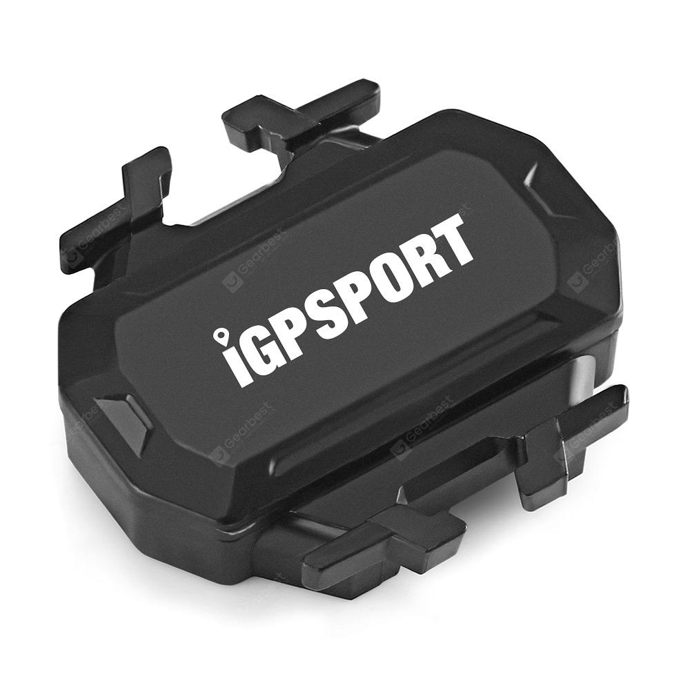 iGPSPORT C61 Bicycle Cadence Sensor Wireless Transmission - Black