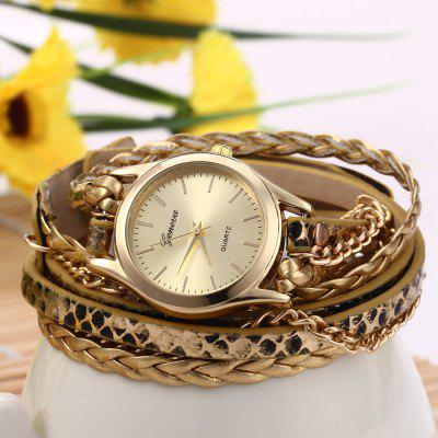 Bracelet Quartz Watch for Ladies