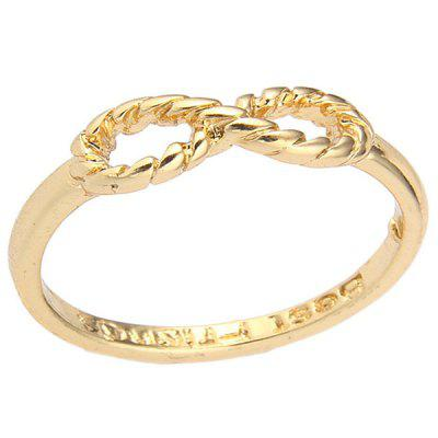 Trend Fashion Women's Mini 8 Character Ring