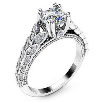 Popular Ring Deserve To Act The Role of Fashionable Element