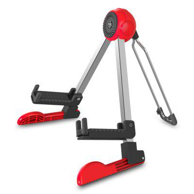 Qiaolejiang GGS - 03 Foldable A-frame Guitar Stand Instruments Holder Bracket