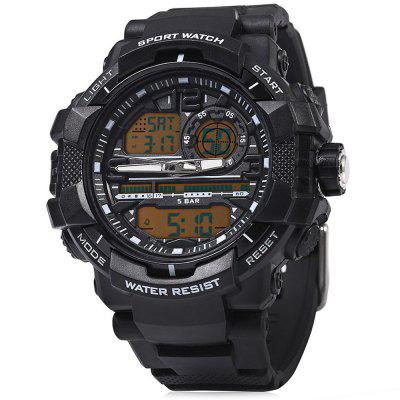 SKMEI 1164 Dual Movt Quartz Watch