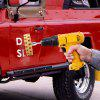 Car Decal Removal Tool for Removing Pinstripes Stickers - SUN YELLOW