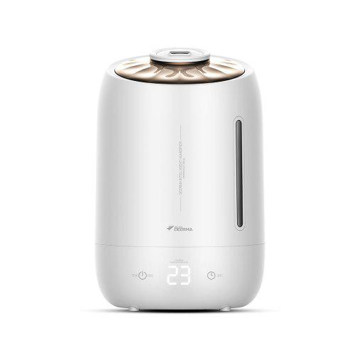 DEERMA DEM – F600 Household Humidifier Air Purifying Mist Maker – WHITE CHINESE PLUG (2-PIN) 402036601