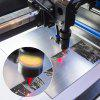 CO2 Imported ZnSe Focus Lens for Laser Engraving Cutting Machine - SUN YELLOW