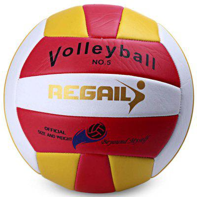 Regail Official Weight Size 5 PU Laminated Volleyball