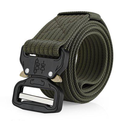 c50e5c5b5ab EDCGEAR Military Tactical Belt Waist Strap with Buckle - Army Green