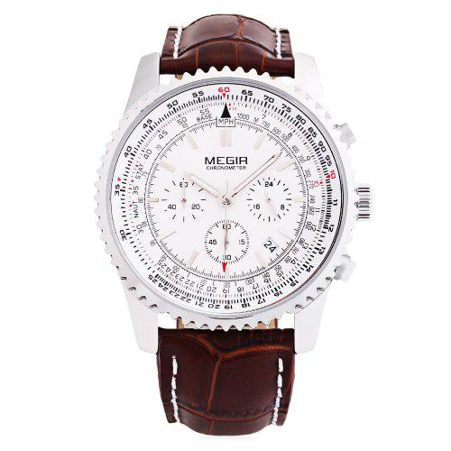 MEGIR 2009 Male Quartz Watch