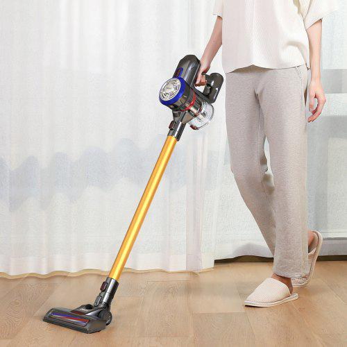 Dibea D18 Handheld Vacuum Cleaner with Motorized Brush