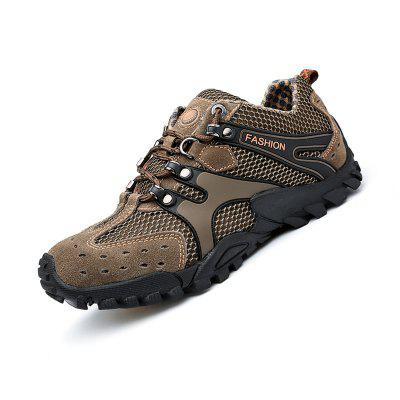 Men Casual Hiking Fashion Outdoor Spring Sport Autumn Breathable Climbing Shoes