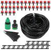 25M DIY Automatic Drip Irrigation Kit Garden Dripping Tools Set - MULTI