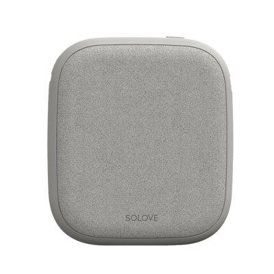 SOLOVE Ultra-thin Mobile Power Wireless Charger
