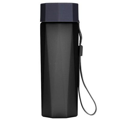 Portable Outdoor Sport Frosted Water Bottle