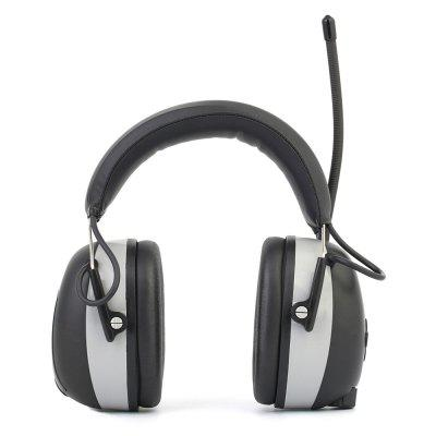 AM / FM Radio Earmuffs Hearing Protection Headphones Anti-noise Headset