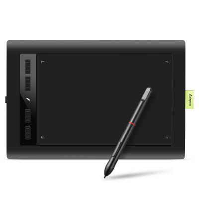 Acepen AP1060 Graphic Drawing Tablet mit Passiv Pen