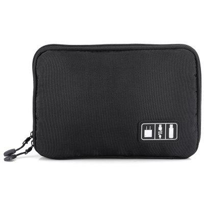 Waterproof Travel Carry Protective Pouch Case Nylon Bag