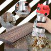 800W Woodworking Electric Trimming Machine Engraving Electromechanical Wood Milling Slotting Machine - MULTI
