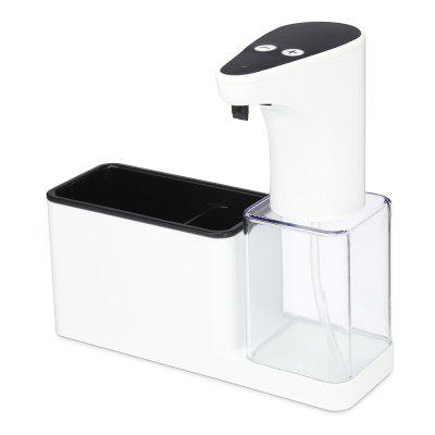 450ml Infrared Sensing Automatic Soap Dispenser with Storage Function