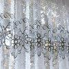 2pcs Window Screening Voile Curtains - MULTI-A