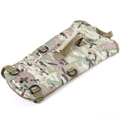 3L Cycling Water Bag Outdoor Portable TPU Tactical Camouflage Backpack