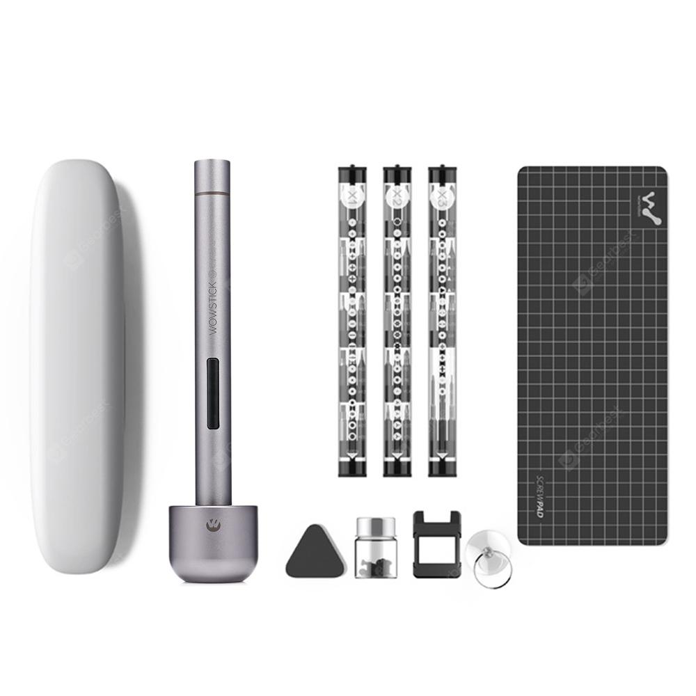 Buy WOWSTICK Precision Screwdriver Kit for Repairing Work form Xiaomi youpin, sale ends soon. Be inspired: enjoy affordable quality shopping at Gearbest!
