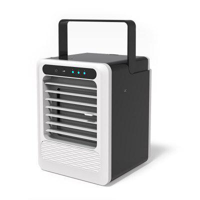 Electric Portable Air Cooler Water Cooling Mini Fan