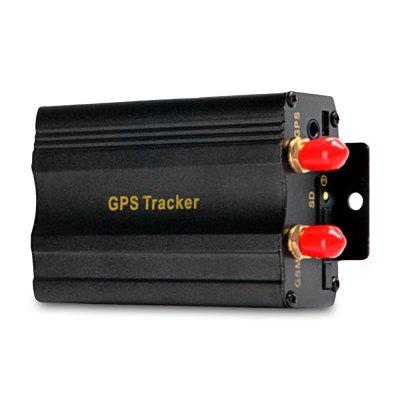 TK103A Vehicle GPS Tracker Anti-theft Alarm Mini Real-time Tracking Locator for Car Kid Elder Pet