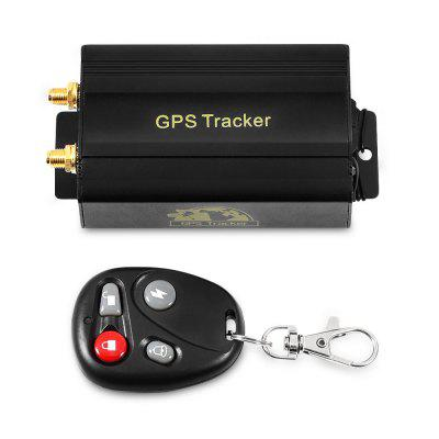 TK103B Vehicle GPS Tracker Anti-theft Alarm Mini Real-time Tracking Locator for Car Kid Elder Pet