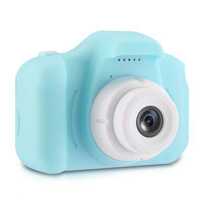 Full HD Children Digital Camera Creative Camcorder with 4 Photo Frames for Boys and Girls