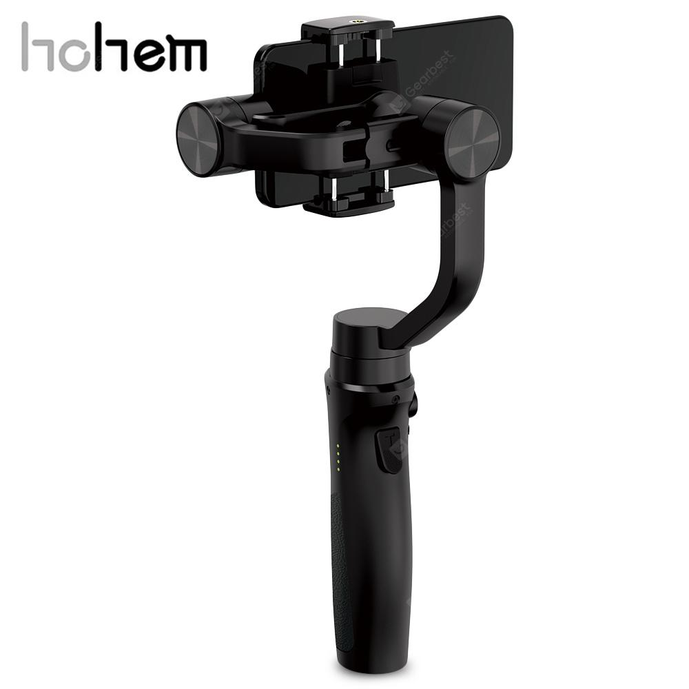 Hohem iSteady Mobile Plus Mobile Stabilizer Three Axis Gimbal - Black