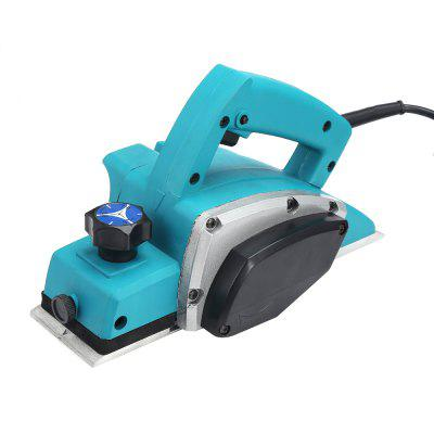 600W Electric Handheld Planer Powerful Woodworking File Tool Set