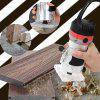 800W 35000rpm Woodworking Electric Trimmer Wood Milling Engraving Slotting Trimming Machine - MULTI