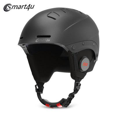Smart4u Bluetooth Ski Helmet with IPX4 Waterproof Detachable Lining from Xiaomi youpin