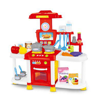 Multifunctional Kitchen Toys with Sound and Light