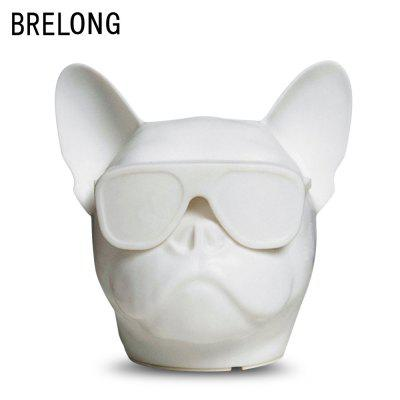BRELONG RGB USB Night Light Bulldog Charging Touch Sound Control Sensor Switch