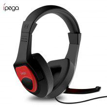 iPEGA PG - Auriculares de juego ajustables R001 de 3.5 mm para Switch / PS4 / PC
