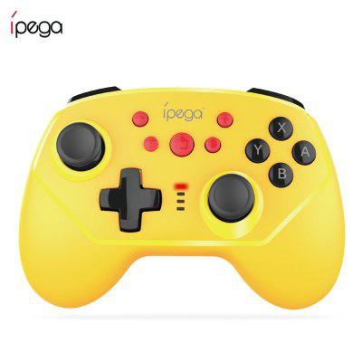 iPEGA PG - 9162Y Mini Bluetooth Game Controller Wireless / Wired Connection for Switch