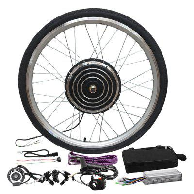 Bicycle Motor Modification Electric Kit, Bicycle Motor,Bicycle Modification, Black