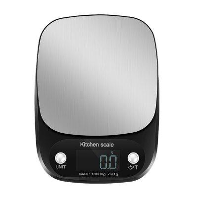Multifunctional Household Stainless Steel Kitchen Electronic Scale