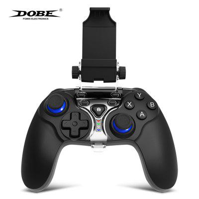DOBE TI - 1881 Bluetooth Controller with Phone Stand for Android iOS MFi Games