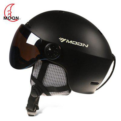 Coupon For MOON Outdoor Integrated Skiing Helmet.