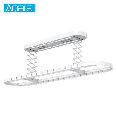 AQara Smart Drying Rack Télécommande Air De Levage Automatique Intérieur