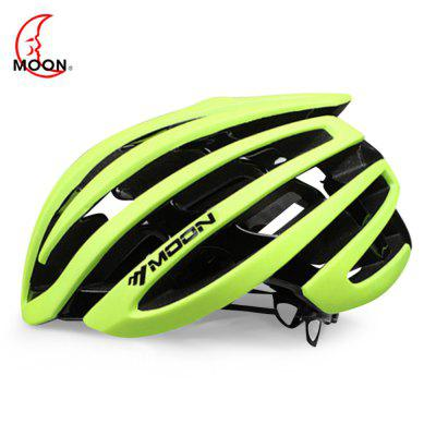 Moon Bicycle Helmet Riding Equipment PC Shell EPS Body