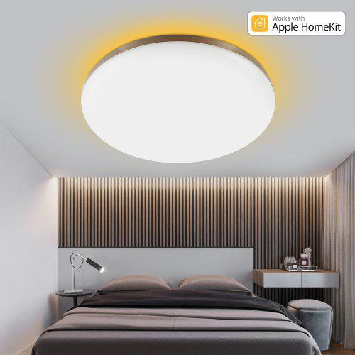 Yeelight YLXD50YL 470mm 50W Surrounding Ambient Lighting Smart LED Ceiling Light Upgrade Version Xiaomi Ecosystem Product