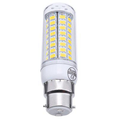 AC 220V B22 6W 550 - 600LM SMD 5730 LED Corn žárovka s 69 LED