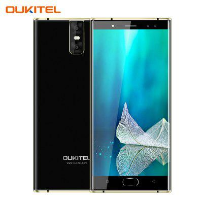 OUKITEL K3 Pro 4G Cellphone 5.5 inch 6000mAh 4GB RAM 64GB ROM 13MP + 2MP Dual Rear / Front Cameras Image