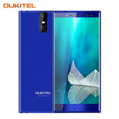 OUKITEL K3 Pro 4G Cellphone 5.5 inch 6000mAh 4GB RAM 64GB ROM 13MP + 2MP Dual Rear / Front Cameras