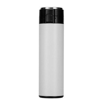 Fashion Business Bottle with Pop Lid Safety Lock