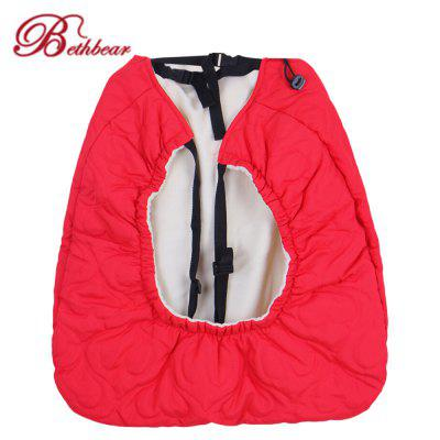 Bethbear BS2001 Hooded Fleece Baby Carrier Cover